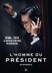 Affiche L'Homme du président