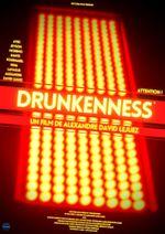 Affiche Drunkenness