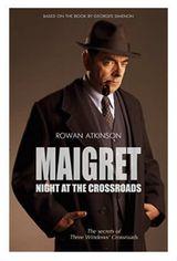 Affiche Maigret : La Nuit du carrefour