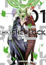 Couverture Moi, Sherlock, tome 1