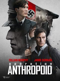 Affiche Opération Anthropoid