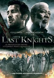 Affiche Last Knights