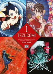 Couverture Tezucomi, tome 1