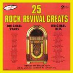 Pochette 25 Rock Revival Greats