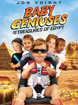 Affiche Baby Geniuses and the Treasures of Egypt