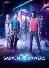 Affiche Bill et Ted sauvent l'univers