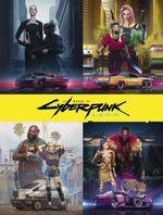 Couverture Le Monde de Cyberpunk 2077