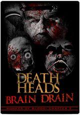Affiche Death Heads : Brain Drain