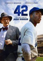 Affiche 42 : L'histoire Vraie de Jackie Robinson