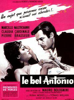 Affiche Le Bel Antonio