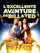 Affiche L'Excellente Aventure de Bill & Ted