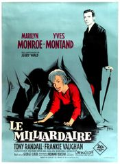 Affiche Le Milliardaire