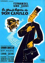 Affiche La Grande Bagarre de Don Camillo