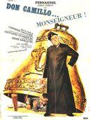 Affiche Don Camillo... Monseigneur !
