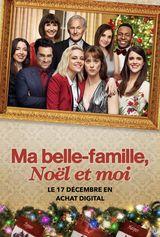 Affiche Ma belle-famille, Noël et moi