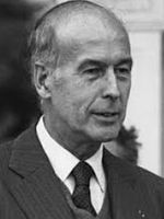 Photo Valéry Giscard d'Estaing