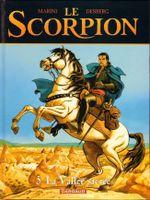 Couverture La Vallée sacrée - Le Scorpion, tome 5