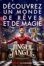 Affiche Jingle Jangle : Un Noël enchanté