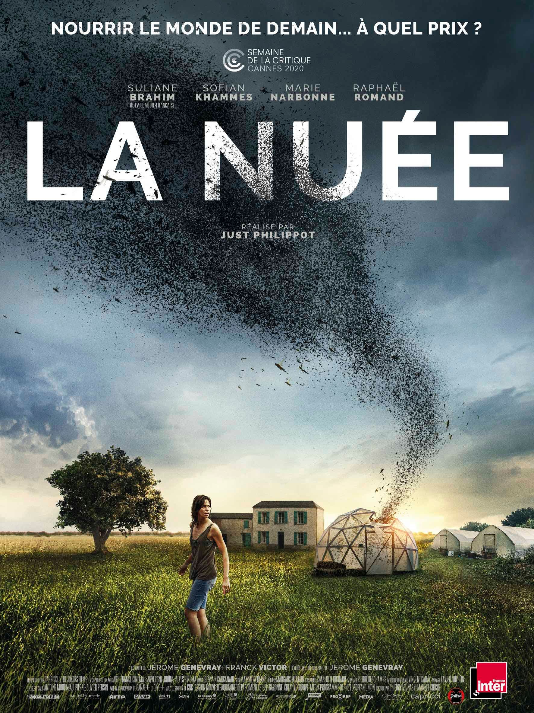 La Nuée - Film (2020) - SensCritique