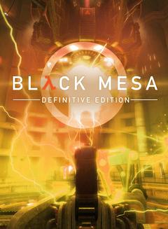 Jaquette Black Mesa: Definitive Edition