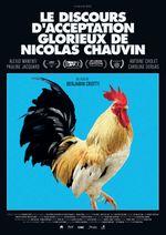 Affiche Le discours d'acceptation glorieux de Nicolas Chauvin