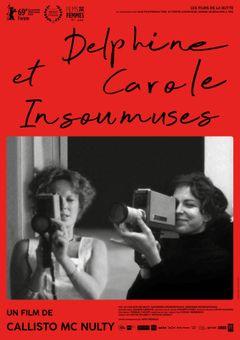 Affiche Delphine et Carole, insoumuses