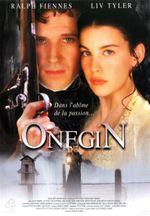 Affiche Onegin