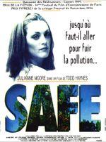 Affiche Safe