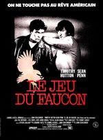 Affiche Le Jeu du faucon