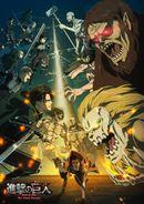 Affiche L'Attaque des Titans 4 : Saison finale