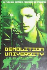 Affiche Demolition University