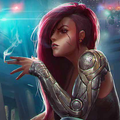 Avatar Scyberpunk