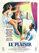 Affiche Le Plaisir