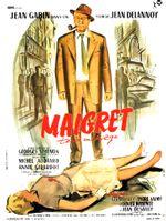 Affiche Maigret tend un piège