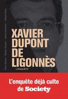 Couverture Xavier Dupont de Ligonnès - L'enquête