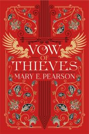 Couverture Vow of Thieves