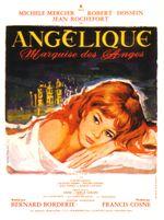Affiche Angélique, marquise des anges