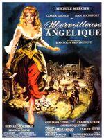 Affiche Merveilleuse Angélique