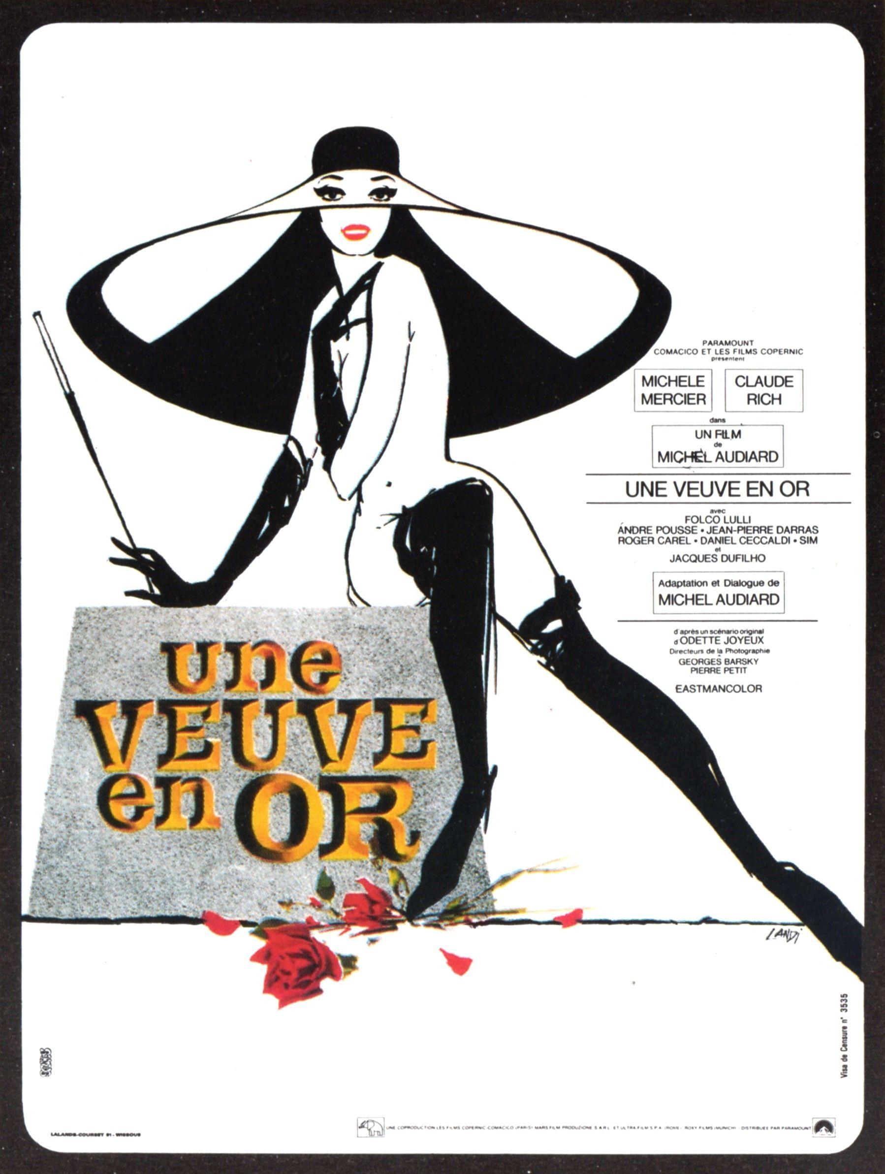 Votre dernier film visionné - Page 14 Une_veuve_en_or