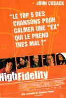 Affiche High Fidelity