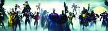 Cover DC Extended Universe - Ordre chronologique