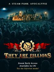 Jaquette They Are Billions