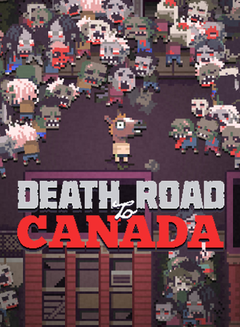 Jaquette Death Road to Canada