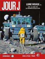 Couverture Lune rouge 3/3 - Jour J, tome 41