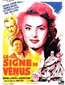 Affiche Le Signe de Vénus