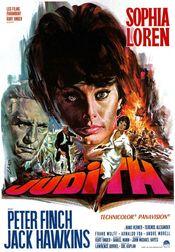 Affiche Judith