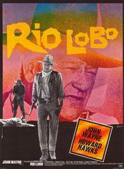 Affiche Rio Lobo