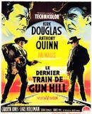 Affiche Le Dernier Train de Gun Hill