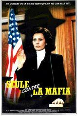 Affiche Seule contre la mafia
