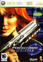 Jaquette Perfect Dark Zero
